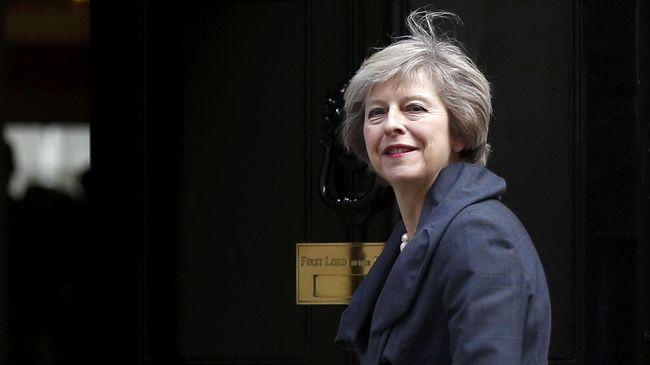 PM Inggris Janji Mundur Akhir Juni Jika RUU Brexit Disetujui