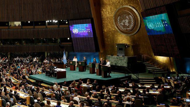 Sekjen PBB Minta Presiden Iran Bebaskan Mantan Pejabat PBB