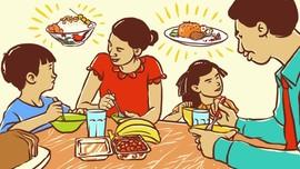 Ketahui Besaran Kalori Menu Sarapan Khas Indonesia
