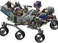 Pakai Robot Roda Enam, NASA Cari Kehidupan Masa Lalu di Mars