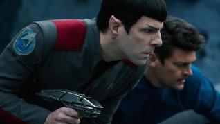 NASA Ucapkan Selamat Ulang Tahun untuk Pencipta Star Trek