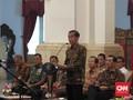 Jokowi Soal <i>Reshuffle</i>: Ditunggu Saja