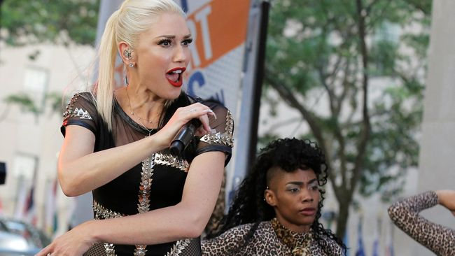Gwen Stefani akan menghibur bersama Red Hot Chili Peppers, Hans Zimmer, Muse, Fatboy Slim, Toots and The Maytals serta Larkin Poe pada September 2019.