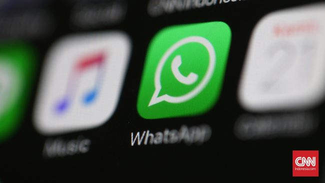 WhatsApp Setop Dukung iOS 8 dan Android Gingerbread