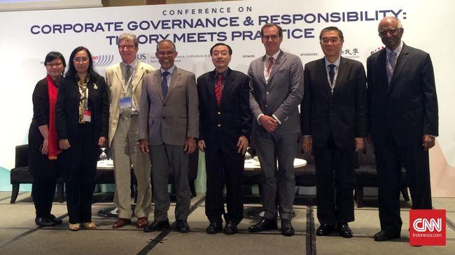 Masih banyak perusahaan di ASEAN tidak memiliki regulasi bisnis berkelanjutan, khususnya dalam mengimplementasikan Corporate Social Responsibility.