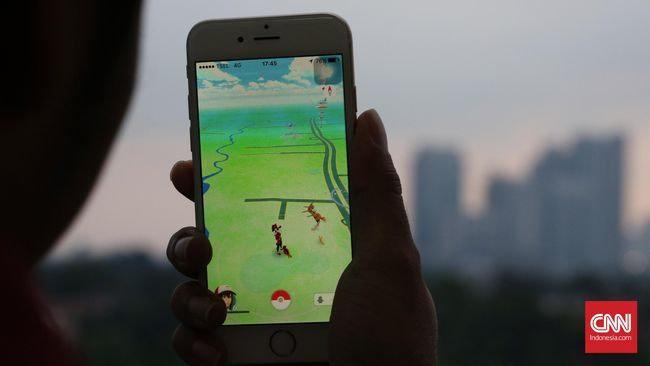 Pokemon Go Kantongi Rp12 Triliun Sepanjang 2016