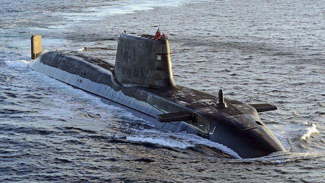 Australia akan membangun delapan kapal selam bertenaga nuklir di bawah pakta keamanan Indo-Pasifik baru dengan Amerika Serikat dan Inggris.