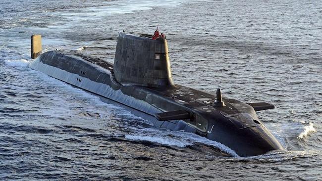 Australia Akan Bangun 8 Kapal Selam Bertenaga Nuklir