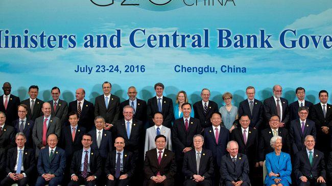 Pertemuan Tahunan IMF-World Bank akan dihadiri oleh 189 menteri keuangan dan gubernur bank sentral dari negara-negara anggota. Siapa saja mereka?