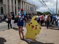 Monster Pokemon Diikat, Minat Soal Sejarah Meningkat
