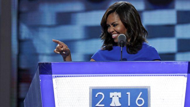 Mantan wanita nomer satu Amerika Serikat, Michelle Obama, mengaku dirinya sering salah panggil nama kedua putrinya.