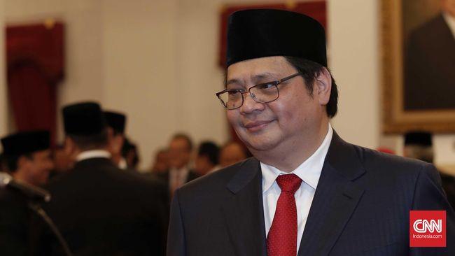 Menko Perekonomian Airlangga Hartanto menyebut tetap membuka dialog bagi Partai Demokrat dan PKS yang menolak pengesahan RUU Ciptaker.