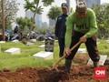Setop Sementara Perpanjangan, DKI Tetap Layani Pemakaman Baru