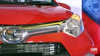 Toyota Optimis Penjualan Otomotif Pulih di Semester II