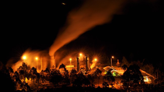 Industri Panas Bumi Sulit Penuhi Permintaan Harga dari PLN