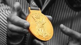 Emas Olimpiade yang Abadi