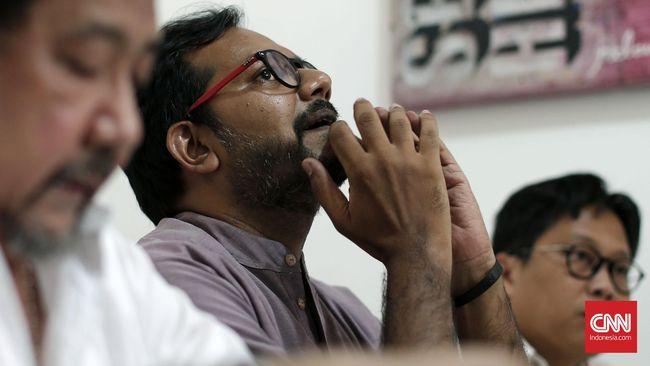 Advokat Todung Mulya Lubis menilai Koordinator Kontras Haris Azhar memiliki kemiripan visi seperti aktivis HAM Munir Said Thalib dalam menyampaikan informasi.
