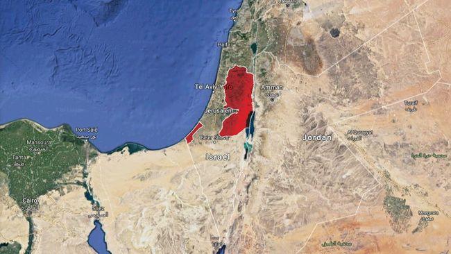 Perusahaan raksasa teknologi dunia Google sempat dituduh menghapus Palestina dari peta daring miliknya. Berikut alasan Palestina tidak ada di Google Maps.