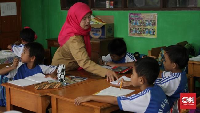 Insentif Guru Madrasah Non-PNS Cair Terbatas Awal Oktober
