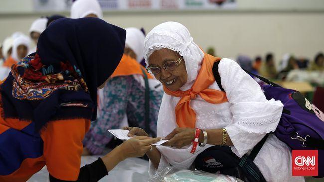 Hingga Kamis (10/6), 59 calon jemaah haji yang batal berangkat mengajukan pengembalian setoran pelunasan Bipih.