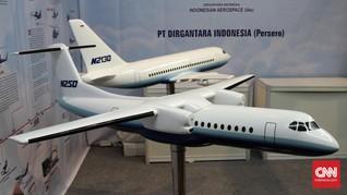 Pesawat N250 Habibie, Nganggur di Hanggar Berakhir di Museum