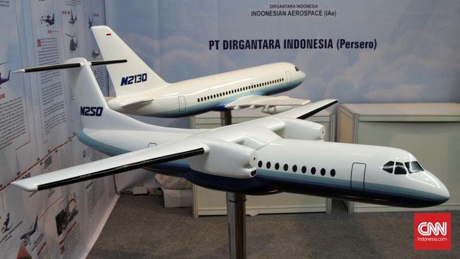 Masa depan pesawat N250 PA01 Gatotkaca, yang dirancang BJ Habibie semakin pupus usai resmi diserahkan ke Museum di Yogyakarta.