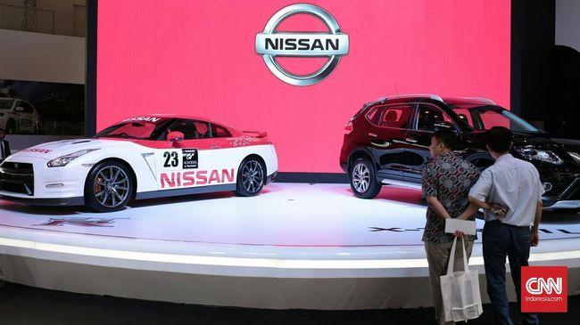 Kemnaker Dalami Rencana PHK Nissan Indonesia