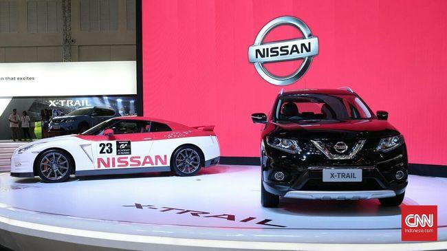 Honda, Nissan, Dartsun, Mitsubishi, menampilkan koleksi mobil terbaru dalam Pameran otomotif GIIAS 2016, ICE BSD, Tangerang