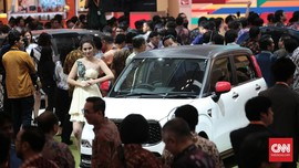 Penjualan Mobil Diskon PPnBM Loncat di Atas 200 Persen