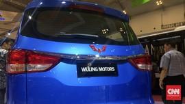Wuling Tarik Hampir Satu Juta Unit Kendaraan di China
