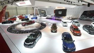 Industri Otomotif Menggeliat Tanda Membaiknya Daya Beli