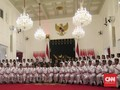 Kemenpora Upayakan Gloria Hadiri Upacara di Istana Negara