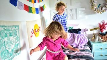 Trik Dinding dan Furnitur Tetap Kinclong Meski Punya Anak Batita