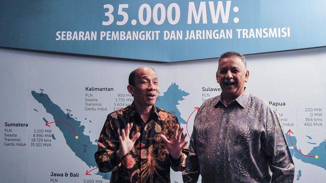 Direktur Utama PLN Sofyan Basir menjelaskan, duit capex akan digunakan untuk menggarap pembangkit listrik, dan fasilitas distribusi dan transmisi listrik.