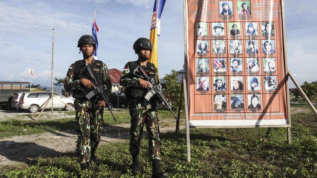 Empat orang warga desa dikabarkan menjadi korban pembunuhan kelompor Majelis Indonesia Timur (MIT) pimpinan Ali Kalora di Poso, Sulteng.