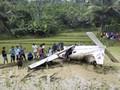 Korban Pesawat Jatuh di Tasikmalaya Dirawat Intensif