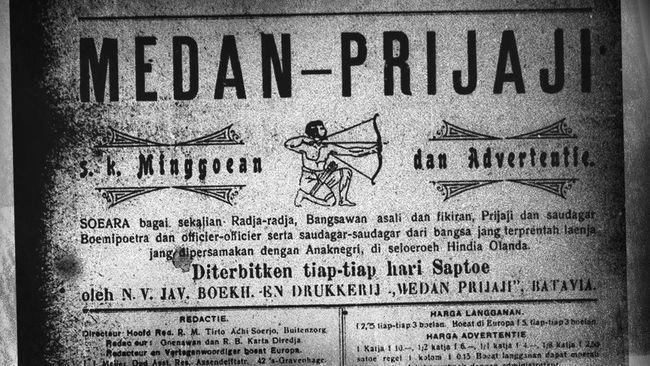 Tak banyak yang ingat bahwa pernah ada berkala yang berani menulis ketidakadilan pemerintah kolonial dan menjadi penanda perlawanan terhadap penjajah.