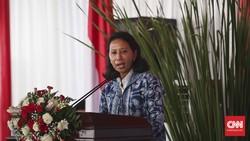 Menteri Rini Usul Ambil Alih Saham Freeport Sekaligus