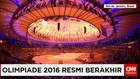 Olimpiade Rio Resmi Berakhir