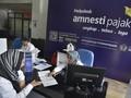 Setoran Amnesti September Lampaui Nominal 2 Bulan Sebelumnya