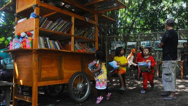 Pihak Kodam Siliwangi meyakini keberadaan Perpustakaan Jalanan hanyalah modus yang dilakukan geng motor dalam melakukan kegiatannya di malam hari.