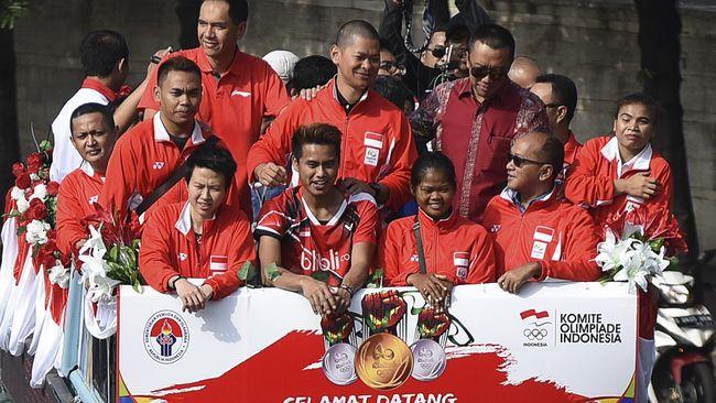Sejumlah atlet belum sepenuhnya merasakan merdeka di hari ulang tahun ke-75 Republik Indonesia.