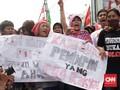 Ribuan Massa Penolak Ahok Kepung Balai Kota Hari Ini