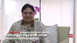 Tantangan Tiga Kata untuk Menteri Airlangga Hartarto