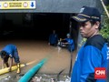 Kemang Banjir, Normalisasi Kali Krukut Jadi Wacana Ahok