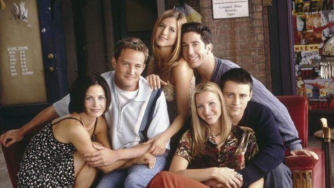 Setelah berbagai rumor sejak 2019, Friends dipastikan bakal reuni untuk satu tayangan khusus di HBO Max pada tahun ini.