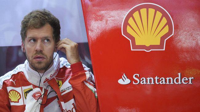 Sebastian Vettel akan memperkuat Aston Martin di ajang F1 2021 menggantikan posisi Sergio Perez.