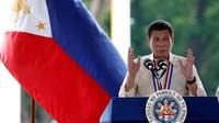 Duterte Undang PBB Ikut Perang Narkoba di Filipina