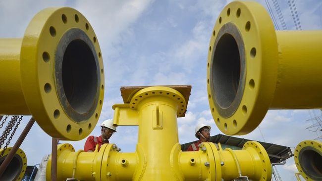 Kementerian ESDM meluncurkan Buku Neraca Gas Bumi Indonesia (NGI) 2018-2027. Indonesia terbukti memiliki cadangan gas bumi 100 Triliun Standar Cubic Feet.