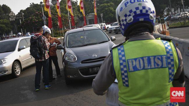 Dipalsukan, Polisi Sebut Tak Perlu Terbitkan Pelat Khusus